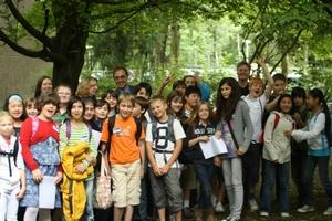 5c - Schülerkolleg Pädagogik - Gruppenbild