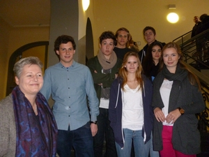 Besuch russischer Schulleiter - 2 - Görres-Teilnehmer