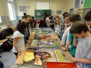Projekttag 'Kinderarbeit' 2012 - 3 - tdh-plakate