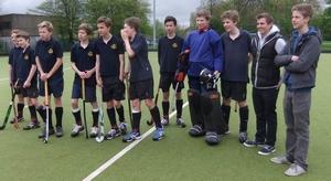 Hockey-Endrunde 2012 - 3