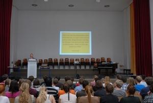 Vortrag von Karin Kortmann am 30.05.2012 - 1