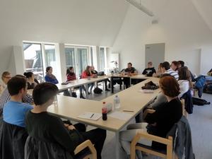 Workshop Poetry-Slam - 1 - Schreibwerkstatt