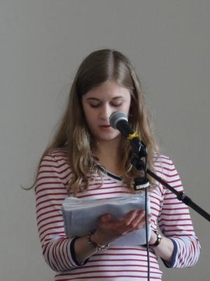 Workshop Poetry-Slam - 1 - Vortrag