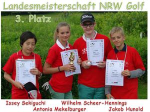 26.06.2012 - Golf-Team - 1