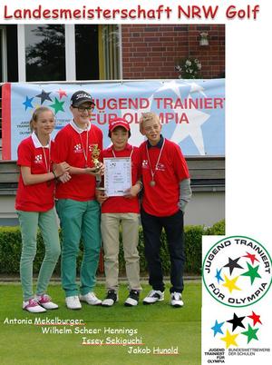 26.06.2012 - Golf-Team - 2