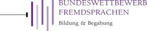 Logo des Bundeswettbewerbs Fremdsprachen