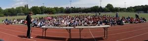 Sportfest 2011 - Siegerehrung